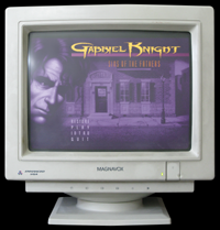 Click to view screenshot wallpapers of Gabriel Knight 1 CD