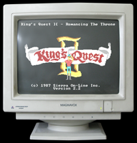Click to view screenshot wallpapers of King's Quest 2