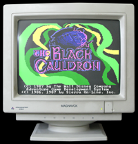 Click to view screenshot wallpapers of The Black Cauldron