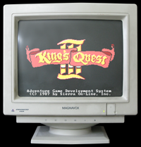 Click to view screenshot wallpapers of King's Quest 3