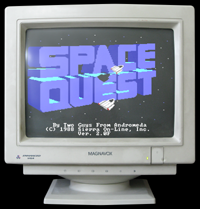 Click to view screenshot wallpapers of Space Quest 2