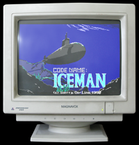 Click to view screenshot wallpapers of Code-Name: Iceman