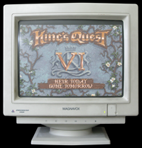 Click to view screenshot wallpapers of King's Quest 6 CD