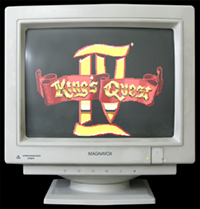 Click to view screenshot wallpapers of King's Quest 4