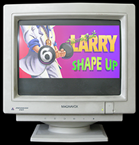 Click to view screenshot wallpapers of Leisure Suit Larry 6 CD